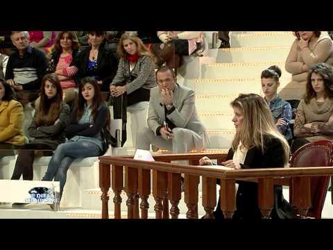diela shqiptare - Shihemi në gjyq (13 tetor 2013)
