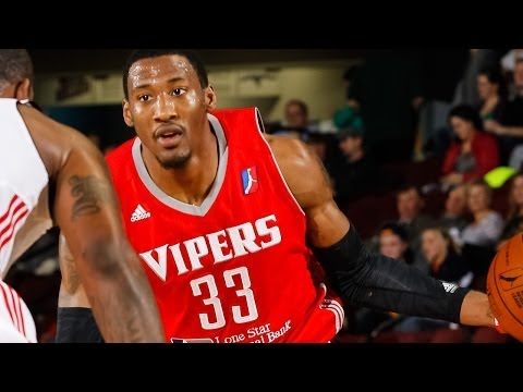 Robert Covington scores 41 with Vipers