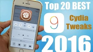 Top iOS 9 Cydia Tweaks of 2016 (Best 20), ios 9, ios, iphone, ios 9 ra mat