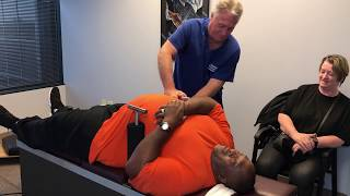 Video 25 Years Of Lower Back Pain & Sciatica Gone In 1 Adjustment At Advanced Chiropractic Relief MP3, 3GP, MP4, WEBM, AVI, FLV Januari 2019