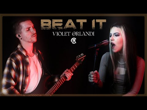 """Michael Jackson  """"Beat It"""" Cover by Violet Orlandi"""