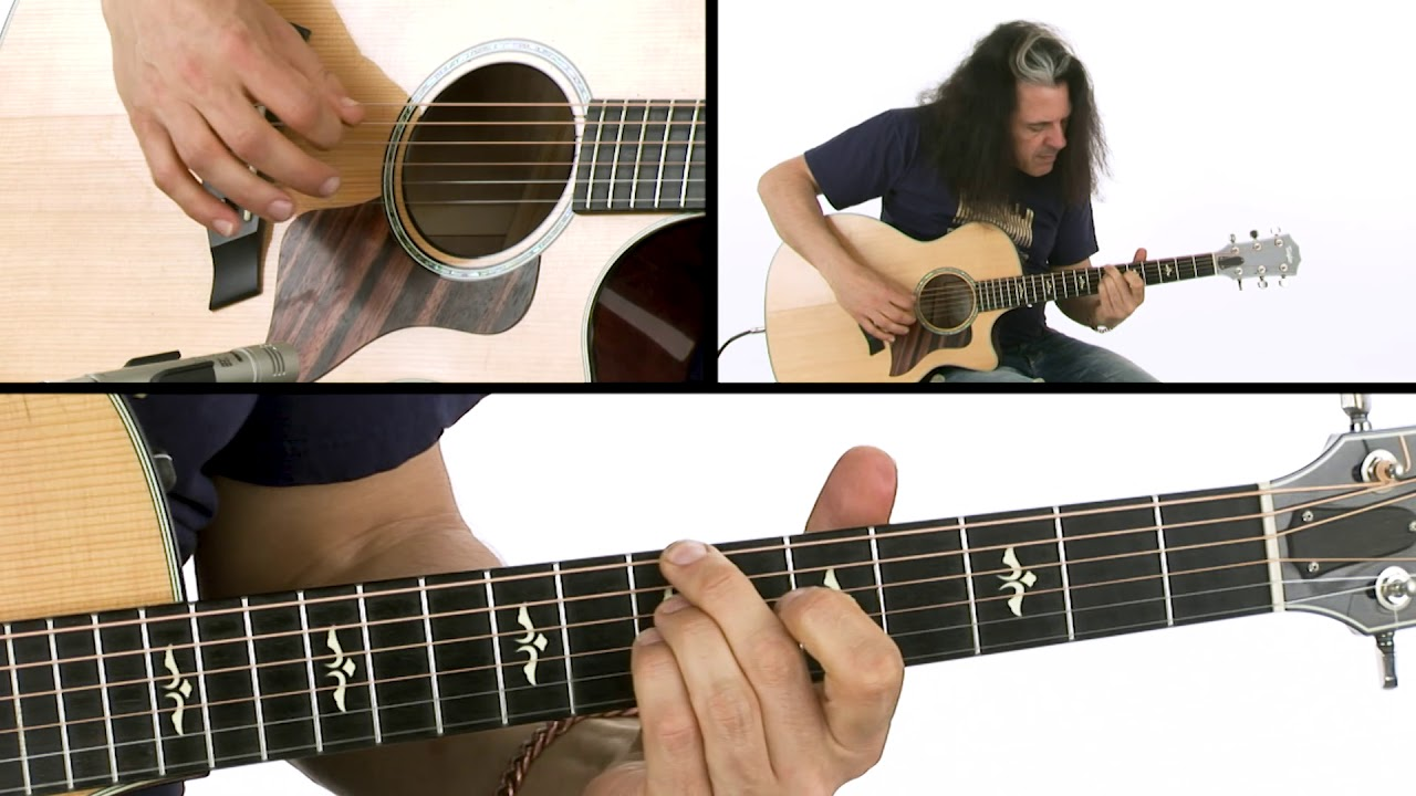 Unbound Guitar: Acoustic Studies – Conundrum Excerpts – Performance – Alex Skolnick