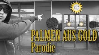 BONEZ MC & RAF CAMORA ❌► PALMEN AUS GOLD - PARODIE ◄❌ Video