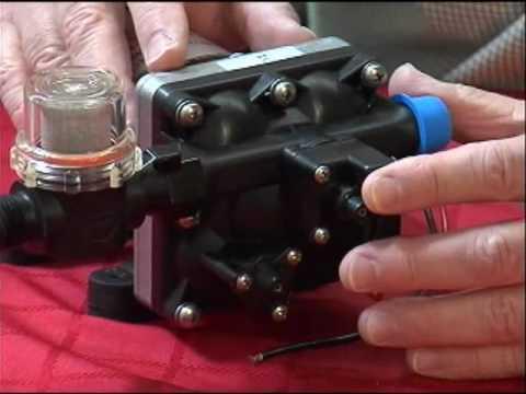 RV Doctor Reviews a ShurFlo RV Water Pump