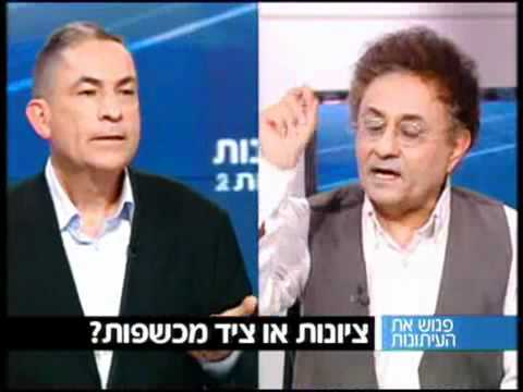 ראש בראש: בן דרור ימיני נגד גדעון לוי