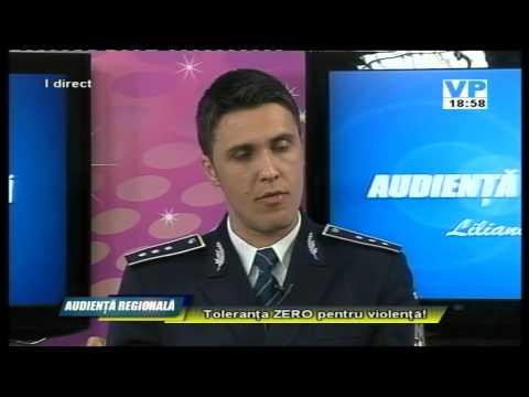 Emisiunea Audienta Regionala – Marian Popescu și Paula Oprea – 10 martie 2015