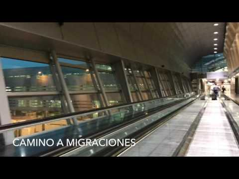 Miami llegada a migraciones