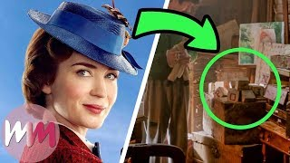 Video Top 10 Things You Missed in Mary Poppins Returns MP3, 3GP, MP4, WEBM, AVI, FLV Januari 2019