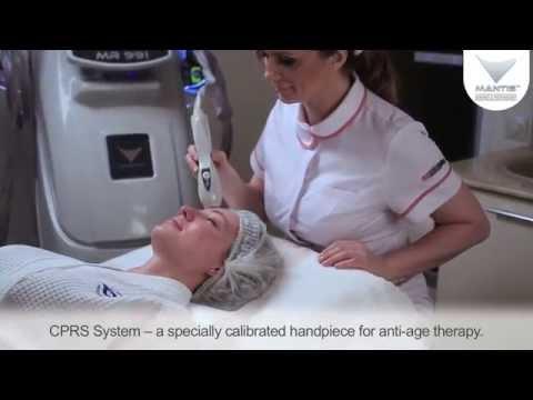 Mantis - pulzní antiaging ošetření   Klinika Mediestetik