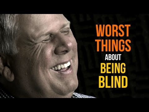 Blind Film Critic Tommy Edison Shares Some of the Worst Things About Being