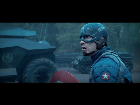 CAPTAIN AMERICA : THE FIRST AVENGER (2011) | FINAL FIGHT SCENE PART. I | HD