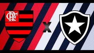 FICHA TÉCNICA: FLAMENGO 4 X 0 BOTAFOGO - TV BAND Local: Estádio Jornalista Mário Filho (Maracanã), no Rio de Janeiro...