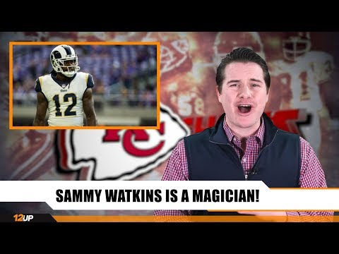 Chiefs Are Latest Team to Get Robbed By Sammy Watkins