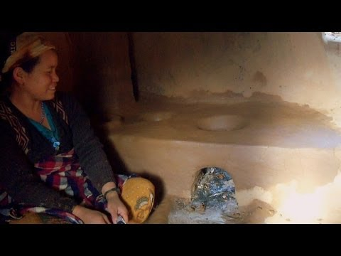 Creating Safe & Smoke Free Stoves in Nepal