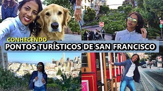 Venha conhecer comigo alguns pontos turísticos de San Francisco, como a Lombard Street e o famoso passeio de Cable car.ONDE ME ENCONTRAR:INSTAGRAM: instagram.com/flaviamtorresTWITTER: twitter.com/AchadosePerdid3FACEBOOK: facebook.com/blogachadoseperdidos