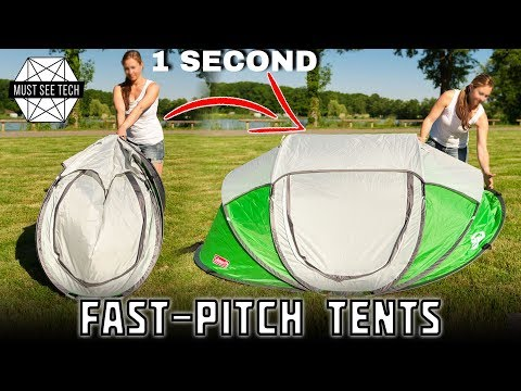 9 Best Pop-up Tents and Fast Pitch Models for Instant Campsite Setup