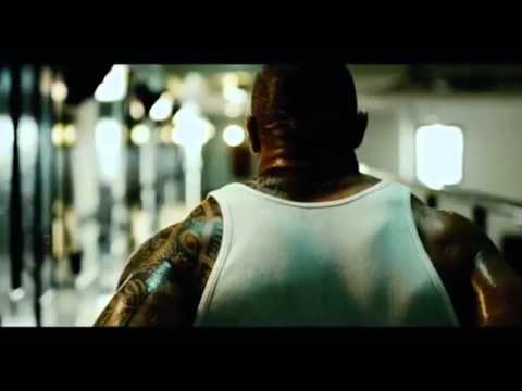 DWAYNE ~THE ROCK~ JOHNSON-Faster (2010)-The Heavy-Short Change Hero (HD)