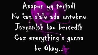 Ya Sudahlah - Bondan Prakoso & Fade 2 Black (Lyric)