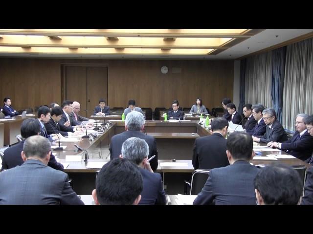 2017年1月31日(火) 第8回副首都推進本部会議 第一部