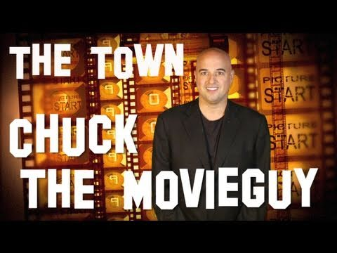 chuck the movieguy - Chuck the Movieguy reviews the movie The Town with special guest Ben Affleck.