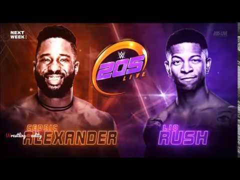 wwe 205 Live Highlights 7th November 2018 HD - WWE 205 Highlight 07/11/2018 HD