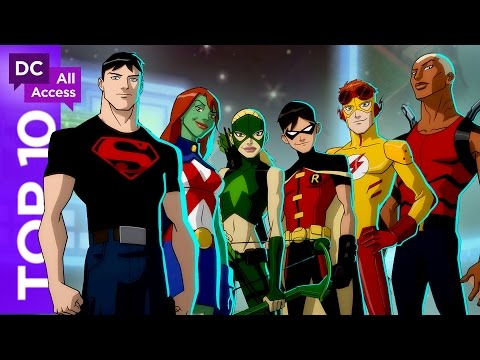 Top 10 Young Justice Episodes of All Time