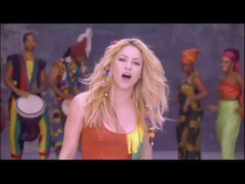 Shakira - Waka Waka (This Time For Africa) (feat. Freshlyground) (Alternative Version)