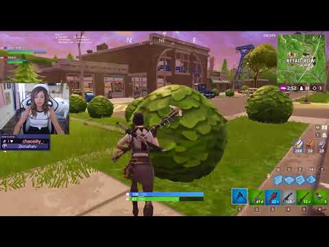 Pokimane plays with PERVERTED 12 year old in DUO FILL (FULL MATCH)