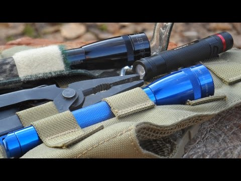 MAGLITE LED PRO+ (245 lumens) : field test + Review