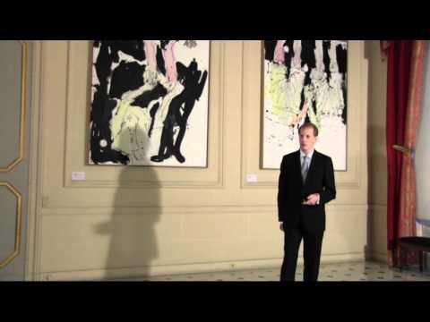 Reinhard Schäfers présente l'Hôtel de Beauharnais