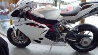 6. MV Agusta F4 RR ''Corsacorta'' 200 Hp 297.6 km/h 184.8 mph * see also Playlist