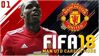 Download Video FIFA 18 Manchester United Career Mode Ep1 - LET'S GET THIS PARTY STARTED! MP3 3GP MP4