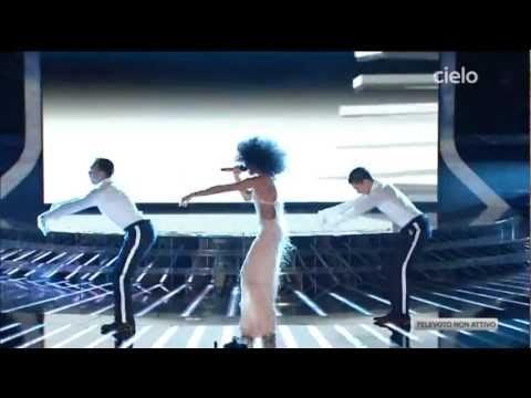 X FACTOR ITALY | Yendry - Tightrope