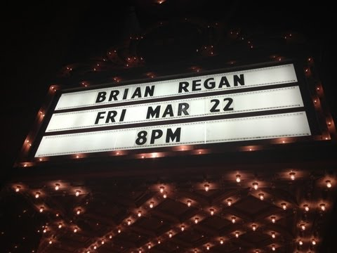 Brian Regan live performance - 2013
