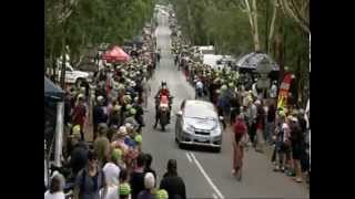 2015 Mars Cycling Australia Road National Championships - Men's Road Race Highlights (Final 2 Hours)