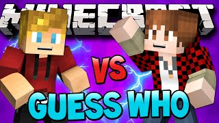 """Minecraft Guess Who! """"The Decider!"""" (Minecraft Guess Who Mini-Game) w/TheBajanCanadian"""