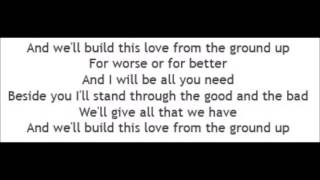 Video From The Ground Up - Dan + Shay (Lyrics) download in MP3, 3GP, MP4, WEBM, AVI, FLV January 2017