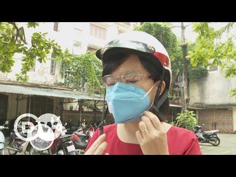 Vietnam: Der Kampf gegen dicke Luft in Hanoi | DW Deutsch