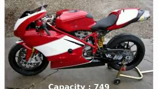 8. Ducati 749R - Specification, Info