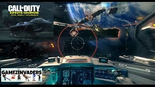 I just found this bonus Call of Duty Infinite Warfare Mission, and it is a whole lot of fun! It only last for a bit over 6 minutes, but it is worth it as it ...