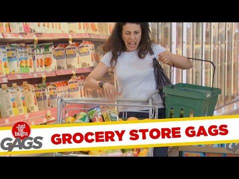 La cumpărături (video)