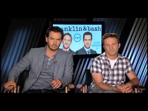 Franklin and Bash Season 3 Exclusive: Mark-Paul Gosselaar and Breckin Meyer