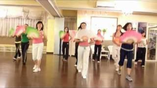 Hong Kong Sasha Dancing Association香港莎莎舞蹈團 纖體排排舞