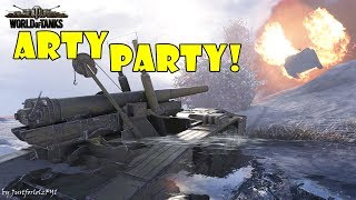 Arty Party is back with some high explosive RNG from World of Tanks! This time featuring some epic tunnelvision, the world's worst artillery hunter, some crazy shots, epic close quarters action and a lot more! Happy weekend :)► PLAY WORLD OF TANKS FOR FREE: https://goo.gl/NopXpJ► PLAY WORLD OF WARSHIPS FOR FREE: https://goo.gl/GJhVxS(Official Wargaming affiliate links)REPLAY SUBMISSION / CONTACT: - Replay Website: http://justforlolzfyi.wot-record.com - Emails: JustforlolzFYI@yandex.comWORTH A LOOK:►THE RNG STORE: https://www.teespring.com/stores/the-rng-store►FACEBOOK: https://www.facebook.com/justforlolzfyi►TWITTER: https://twitter.com/JustforlolzFYI►TWITCH: http://www.twitch.tv/justforlolzfyi►FAQ: https://goo.gl/S7kWJq♥ SUPPORT THE CHANNEL:PAYPAL - https://goo.gl/4brPAHMUSIC: (courtesy of Epidemic Sound)Psychedelic Dirt 3 - Victor OhlssonCross My Heart Remix - Martin CarlbergI Am The One - Martin CarlbergFlaming Eightballs 3 - Victor OhlssonCREDITS:Channel Art: https://goo.gl/zLZnzAJustforlolzFYI Logo by KatakINTRODUCTION:JustforlolzFYI here, your new favorite World of Tanks YouTuber and creator of the World of Tanks Funny Moments, World of Tanks Arty Party and World of Tanks TOP 5 series! Daily videos covering funny moments compilations, RNG montages, EPIC gameplay, guides, reviews, regular giveaways and more!  Want to see your World of Tanks gameplay or funny moment on the channel? Don't hesitate to send in your replay via the email address below, or upload it directly to http://justforlolzfyi.wot-record.com.I mainly play and feature World of Tanks PC, but if you are a fan of World of Tanks Blitz, World of Tanks Xbox One or World of Tanks PS4, your funny moments could still get featured in a special montage! Looking for some live World of Tanks gameplay or want to ask something? Check out my regular World of Tanks TWITCH streams on: http://www.twitch.tv/justforlolzfyiEnjoy the content!