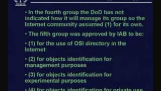 Lecture - 37 Network Management