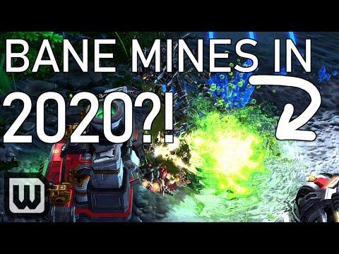 Starcraft 2: BANELING MINES IN 2020?! (Heromarine vs Elazer ESL Open Finals)