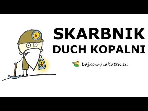 Skarbnik - Duch Kopalni - legenda