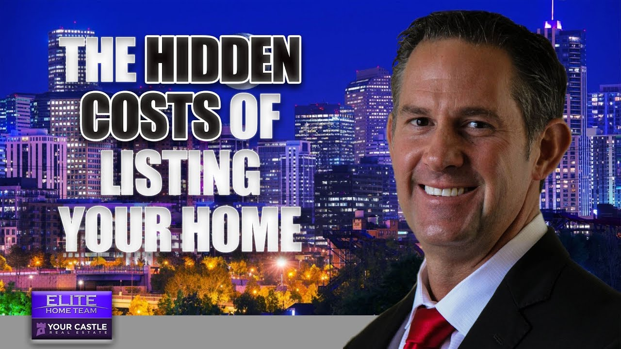 4 Hidden Costs That Can Sneak Up on You When Listing Your Home