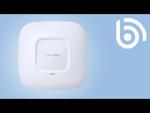 How to set up the TP-LINK Auranet Controller