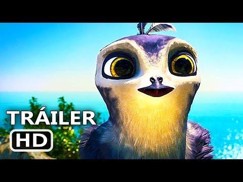 PAJARITOS A VOLAR Tráiler Español Latino DOBLADO (Animación, 2019) - Thời lượng: 2 phút, 49 giây.